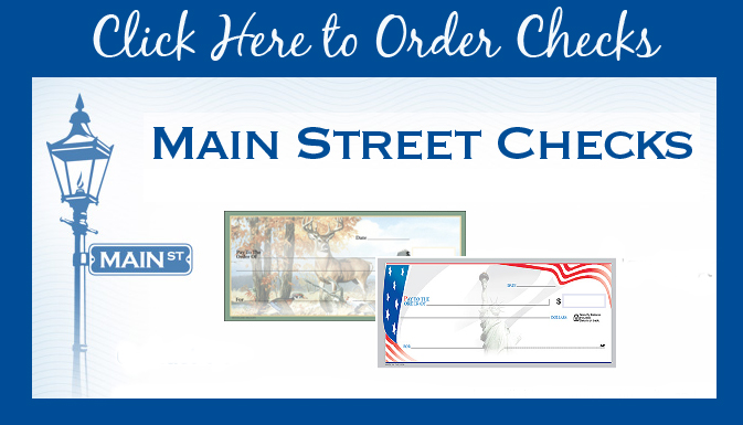 Click here to order checks!